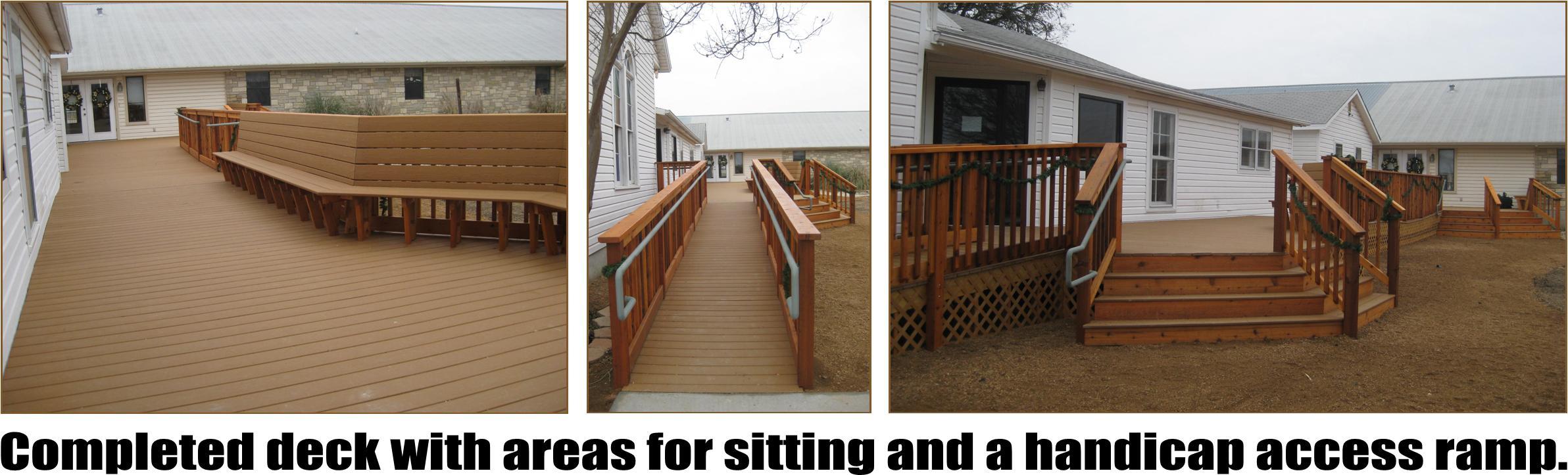 Deck Pictures