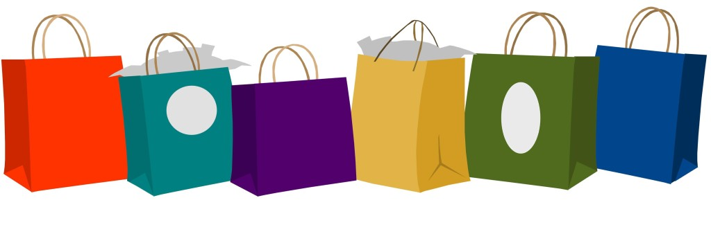 Shopping Bags Row