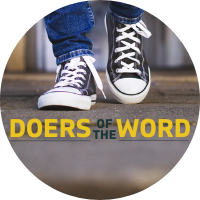 Doers of the Word Series Round Small