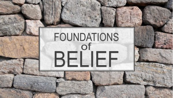 Foundations of Belief