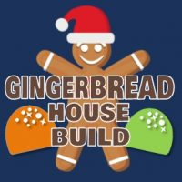 Gingerbread House Build