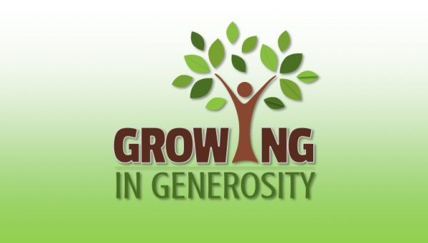 Growing in Generosity